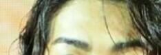 赤西仁の眉毛