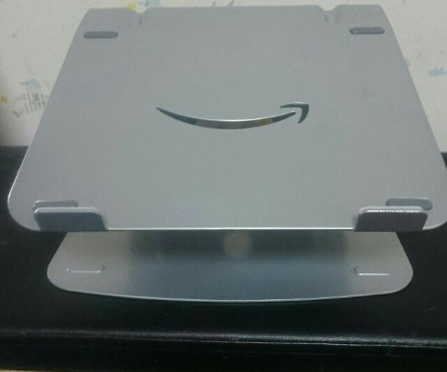 amazonベーシックノートパソコンスタンド