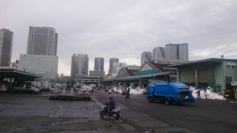 築地中央卸売市場