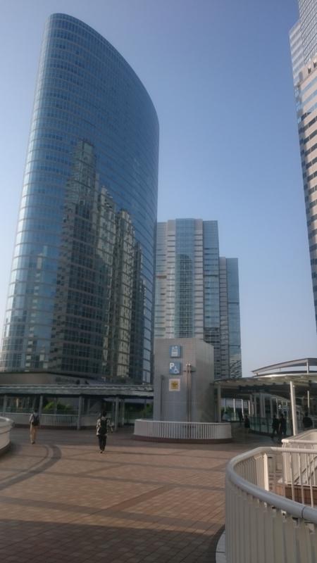品川駅港南口