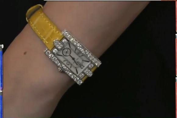 ハリー・ウィンストンの時計