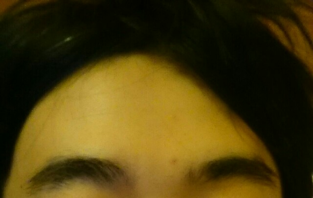 imassaの眉毛