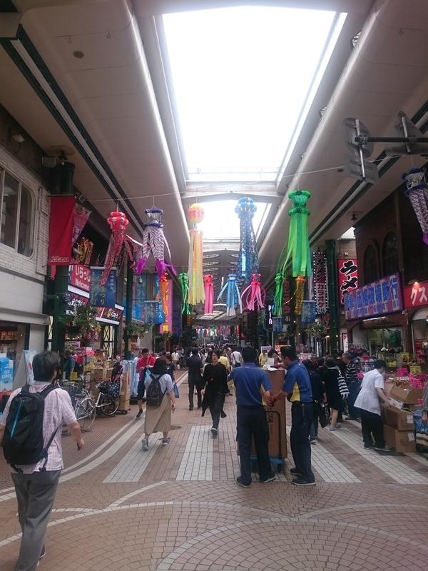川崎銀柳街