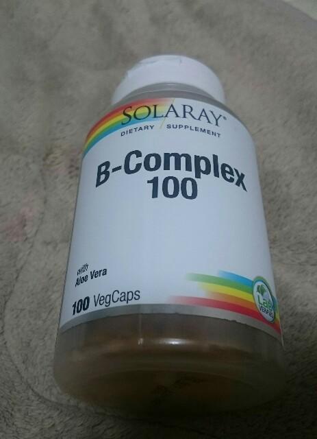 Solaray, B-コンプレックス 100