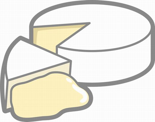 生チーズとは、菌や酵素が生きているチーズです