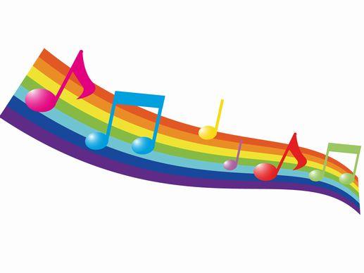 国によって、虹の色の数は違います