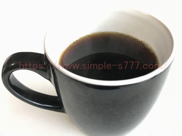 「ほしの珈琲」のスペシャリティコーヒー豆で淹れたデカフェ