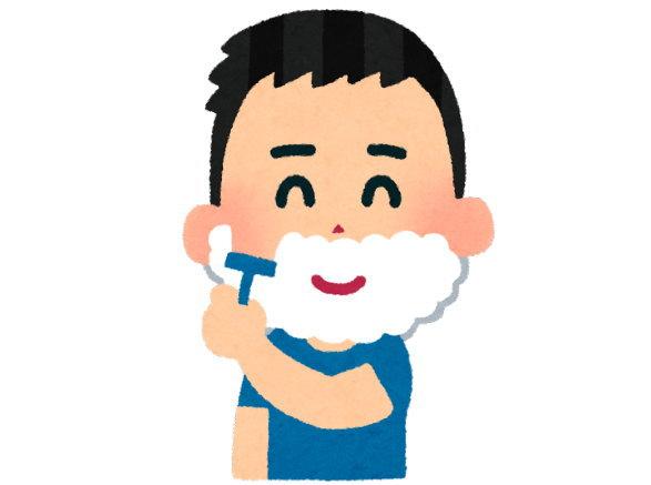 髭剃りをやめる代わりに、ヒゲトリマーで整えることにしました