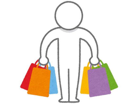 お買い物袋(レジ袋)やショップバックは、片付けして捨てたほうがメリットが多い