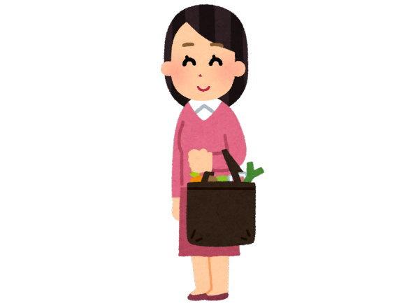 お買い物袋(レジ袋)やショップバックは、耐久性があるからたまっちゃう
