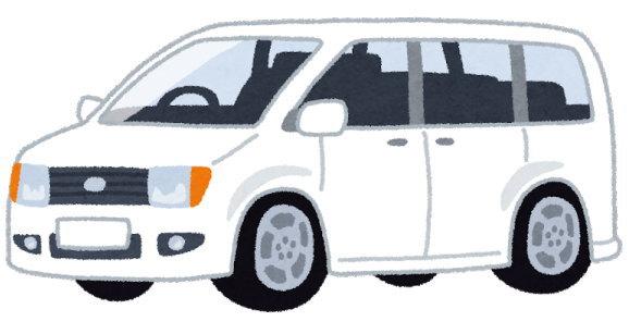 SUVは車種によって室内空間が狭い。ミニバンのほうが広い