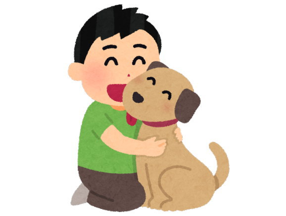 """愛犬は、一緒にいる、ご飯などが大好き。なので服など""""物""""をあげるのをやめた"""