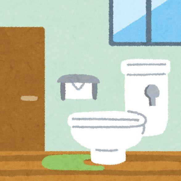 トイレマットやキッチンマットがないと、掃除が楽です^^