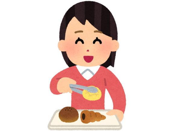 食事の質を改善したら、肌がきれいに