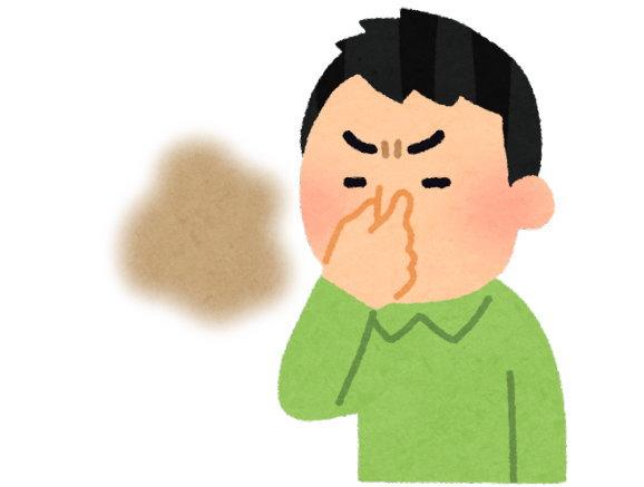 禁煙したら、服やカバンなどが臭くなくなりました