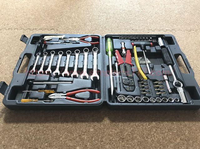 処分した工具類