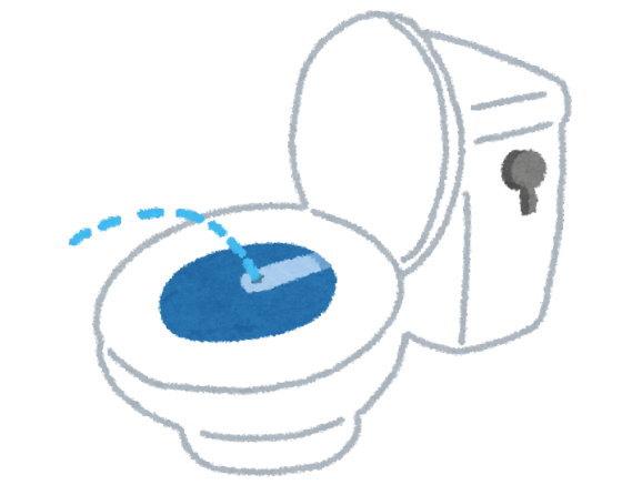 ウォシュレット(温水洗浄便座)は、あるととっても便利ですよね