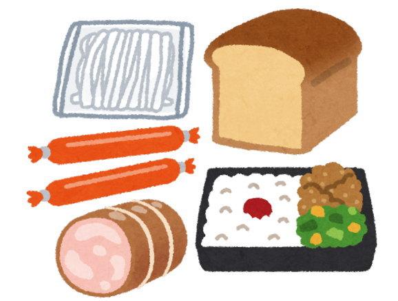 加工食品やコンビニ弁当、菓子パン、お菓子にはほぼ必ず砂糖が入っています