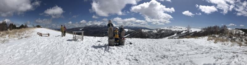 八ヶ岳がスゲー