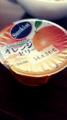 オレンジゼリーおいしい
