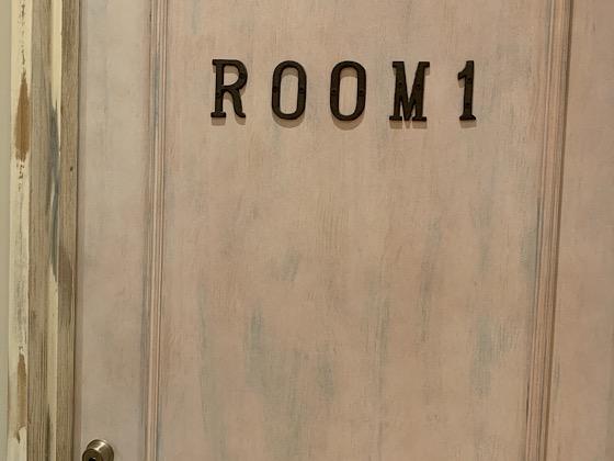 キッチンホステルアオ個室ROOM1