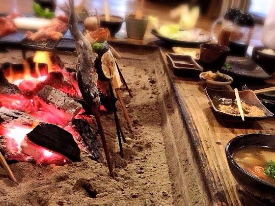 高森田楽の里お料理