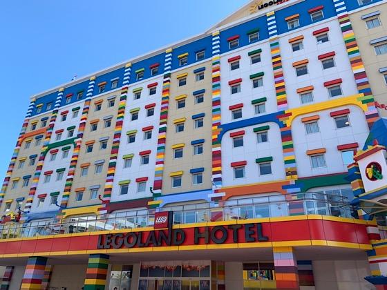 レゴランドジャパンホテル