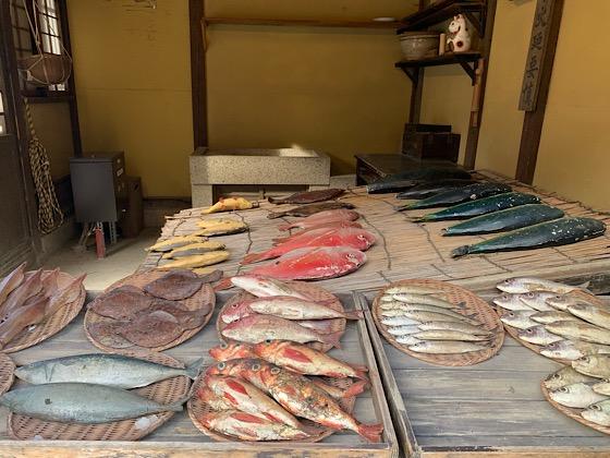 映画村魚屋