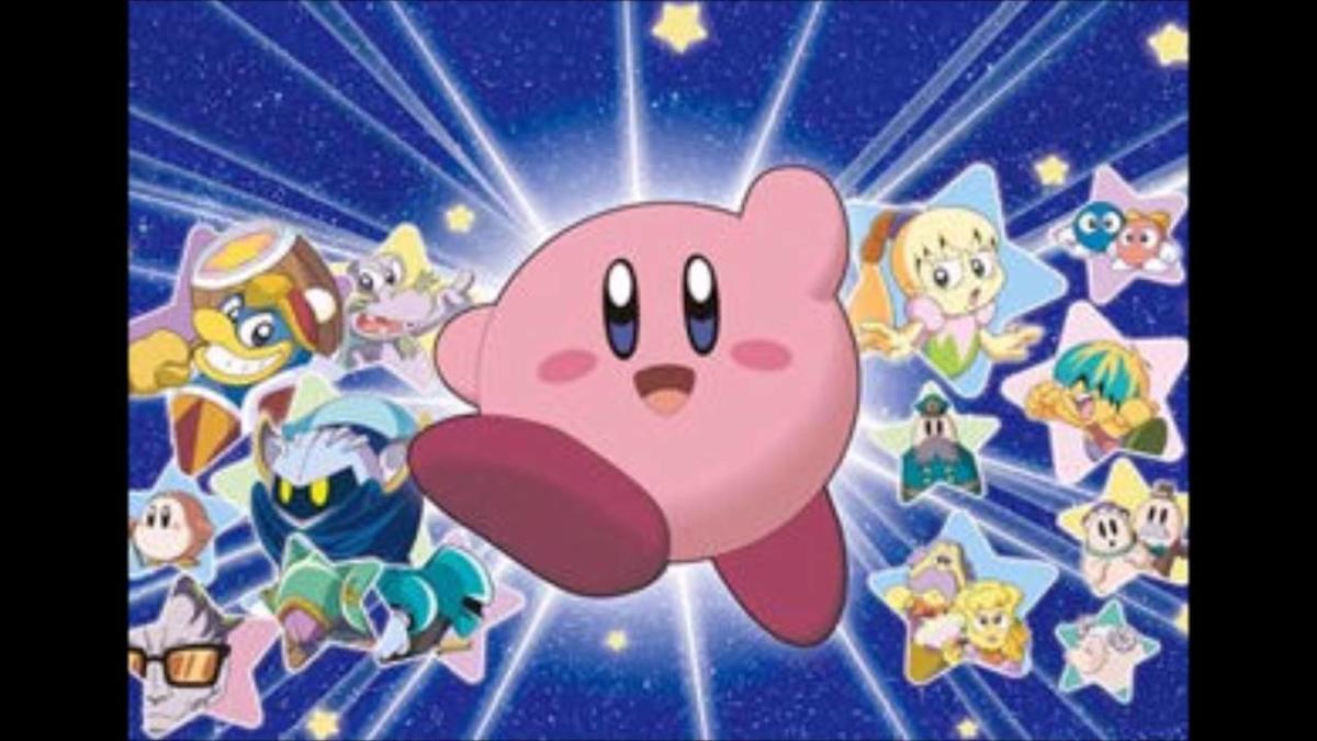 アニメ星のカービィ