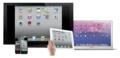 Appleのインターフェースは統一化