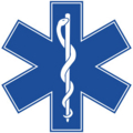 救急車のマーク
