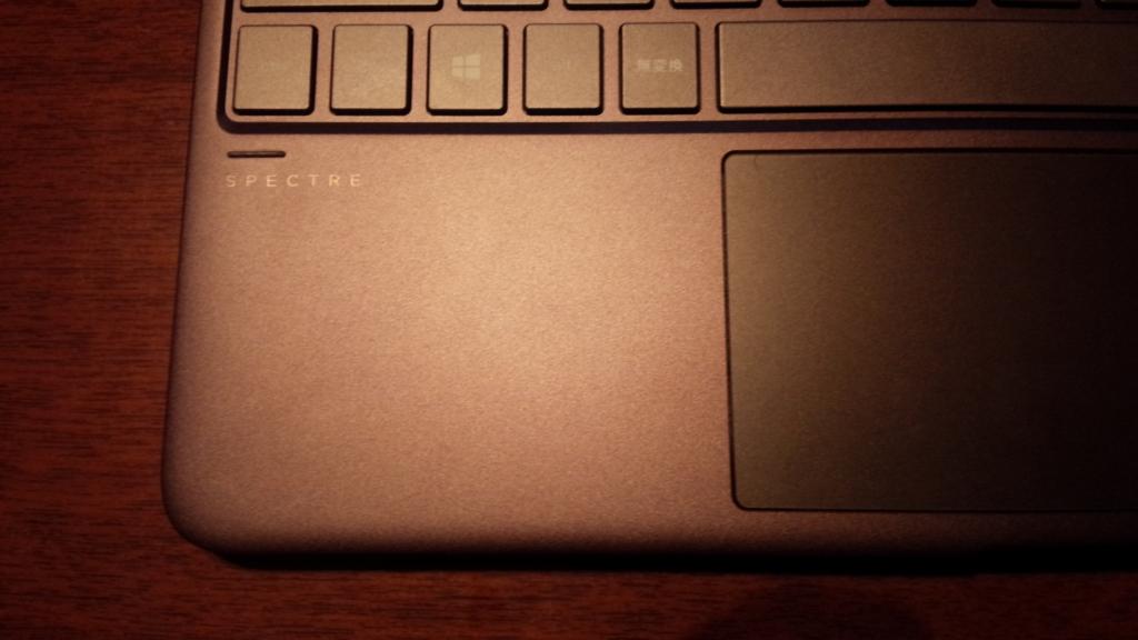 HP Spectre x360 ロゴ