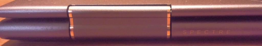 HP Spectre x360 ヒンジ