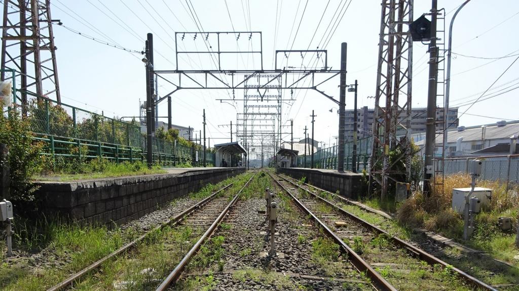 武蔵白石駅