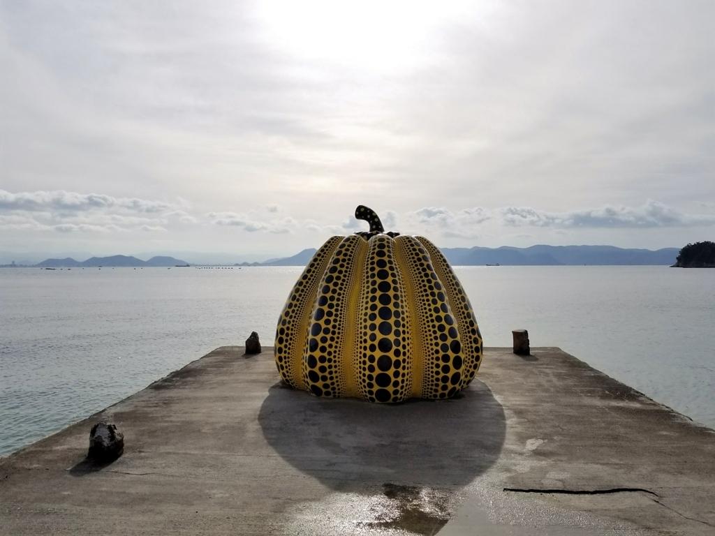 直島 黄かぼちゃ