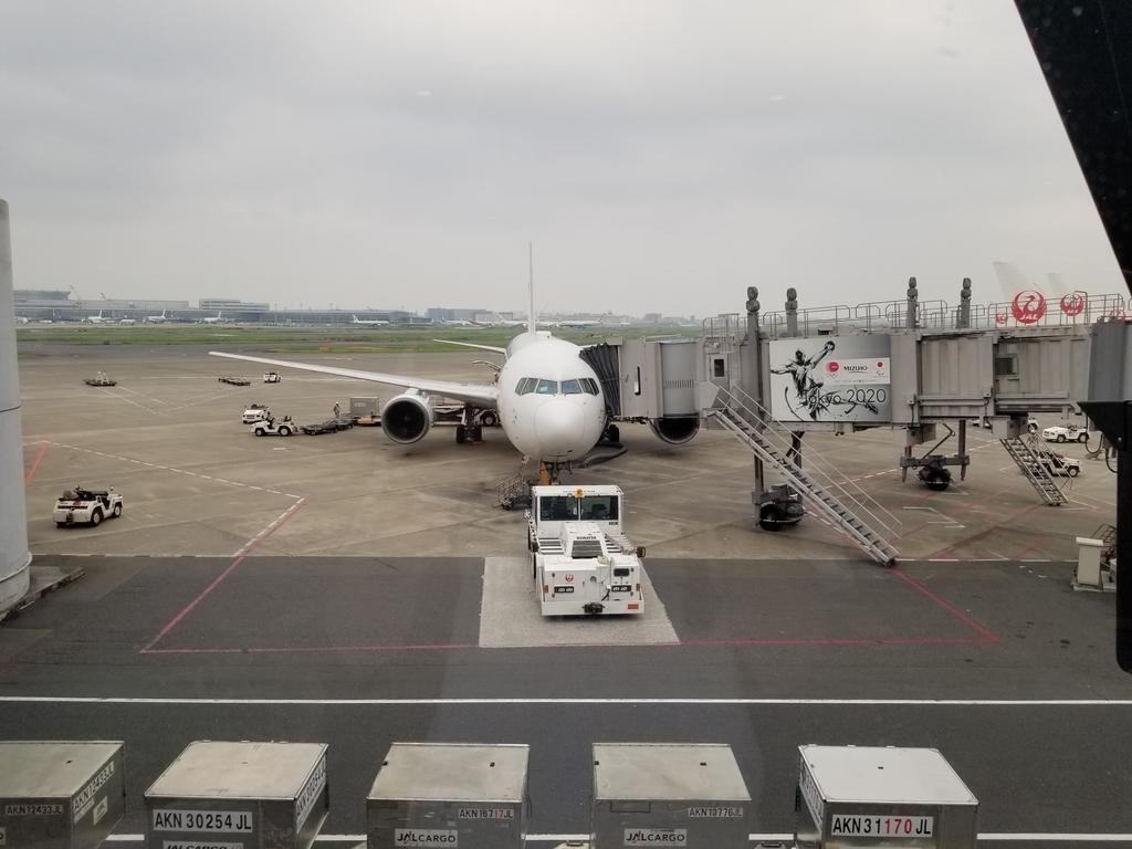 JAL103便