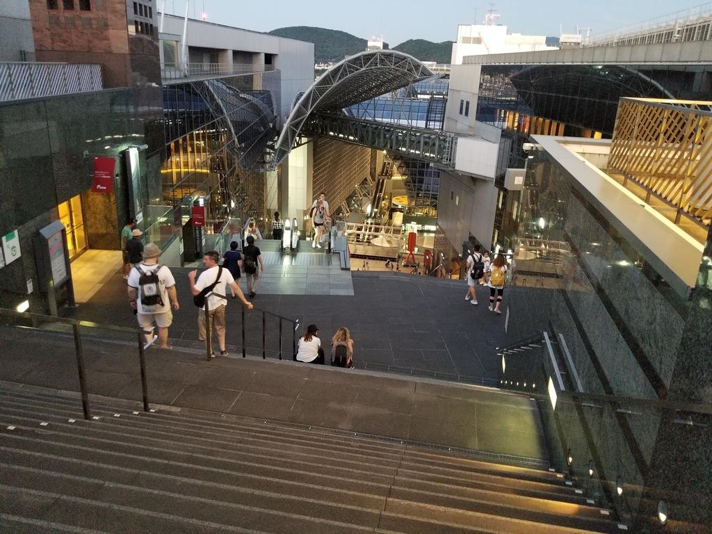 京都 大階段