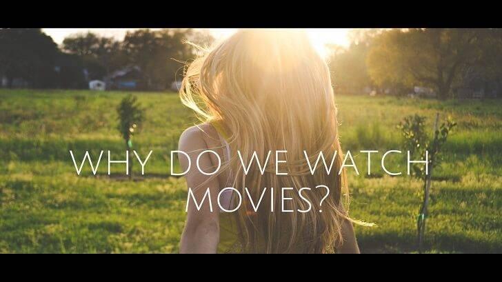 映画を見る意味とメリット