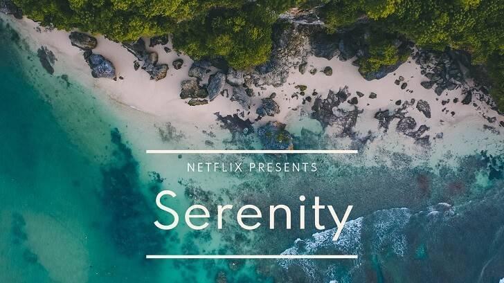 ネットフリックス映画 『セレニティー: 平穏の海』