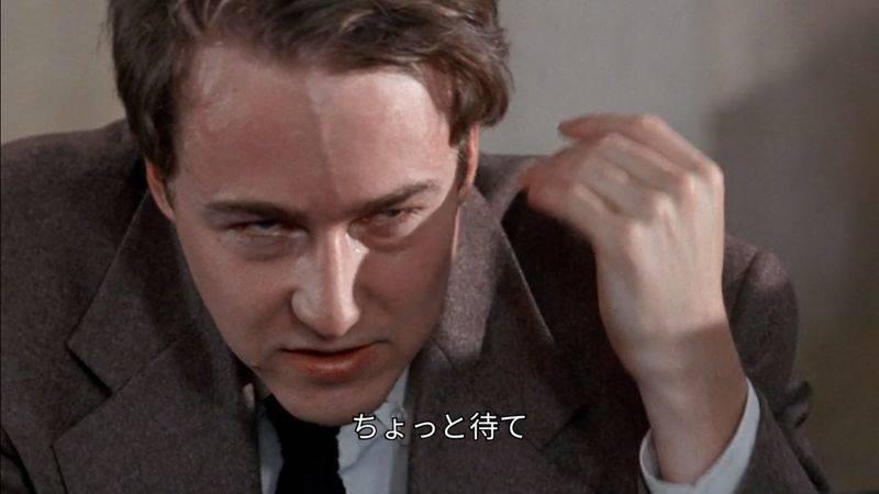 映画 真実の行方 エドワード・ノートン
