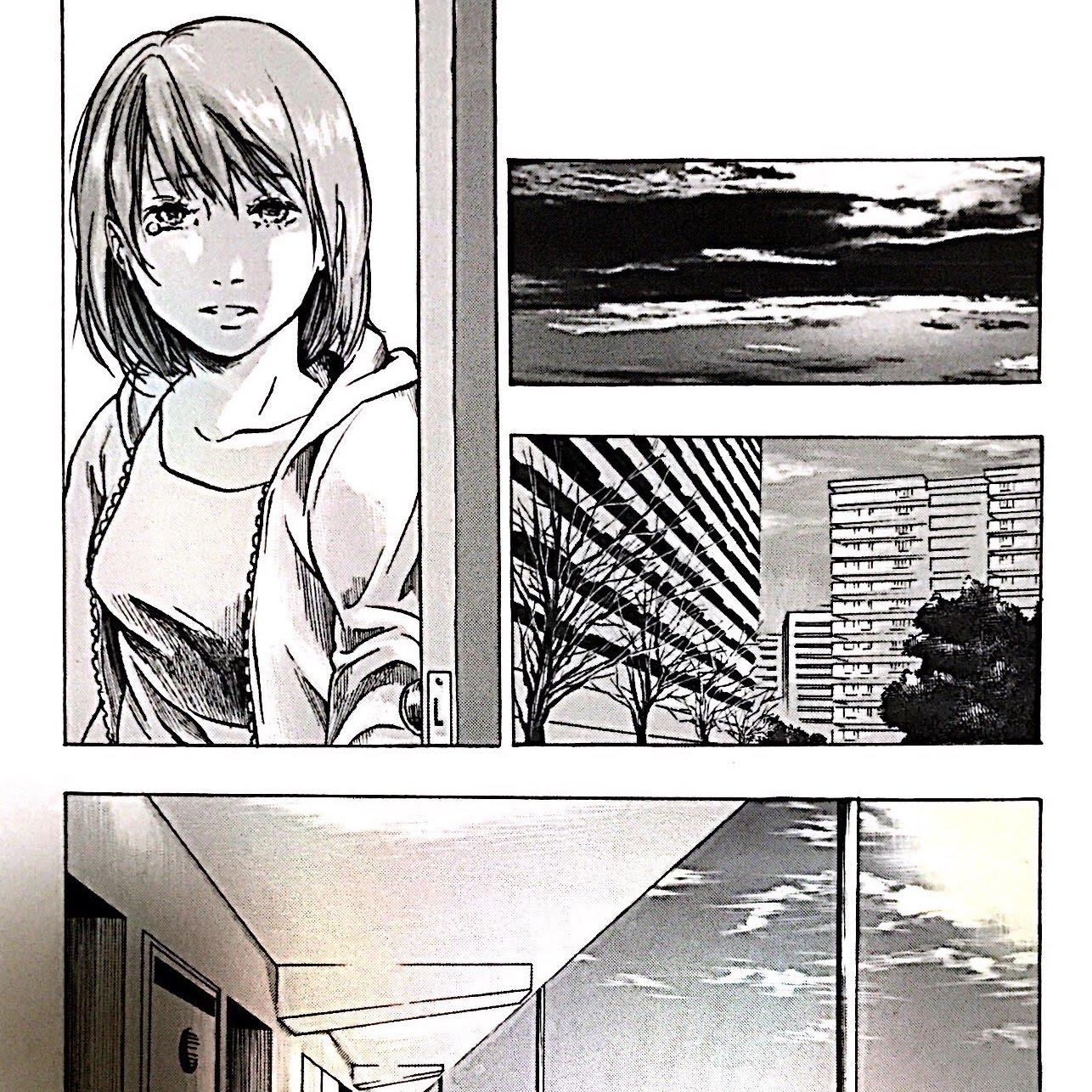 漫画 手描き アナログ モノクロ トーン 学生