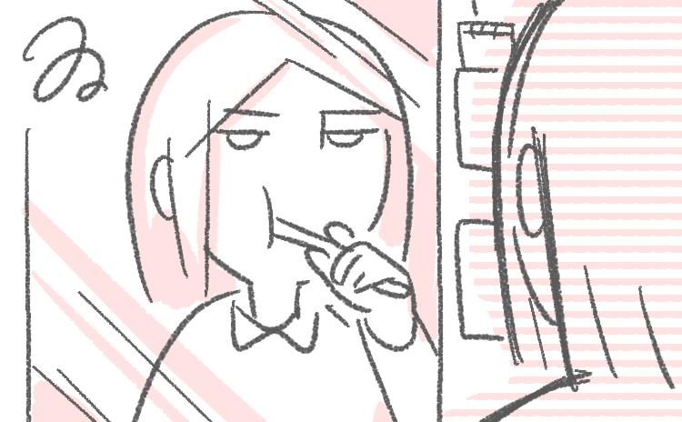 抜歯 親知らず レポ 漫画 ブログ 体験談 歯 抜く 抜いた後 困る 口臭 ニオイ におい 臭い 歯磨き 汚れ
