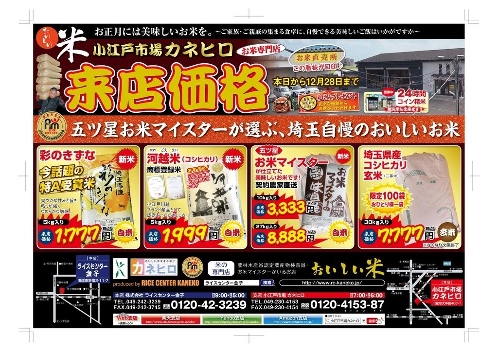 小江戸市場カネヒロ