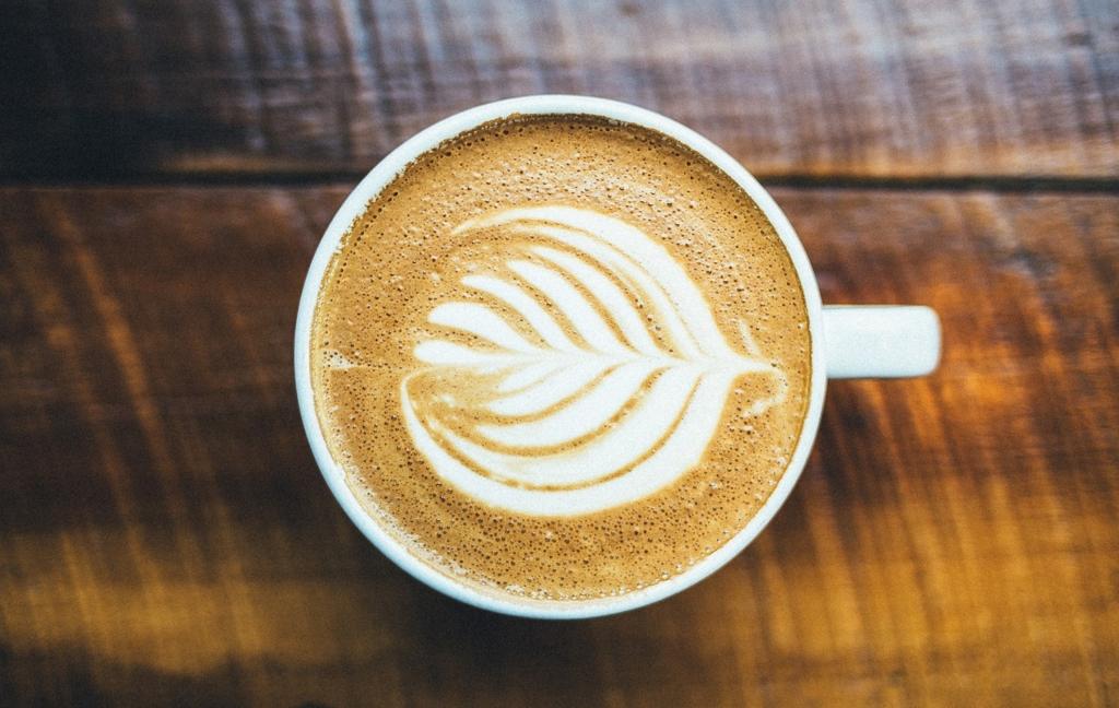 インスタントコーヒーに甘味をちょい足しする