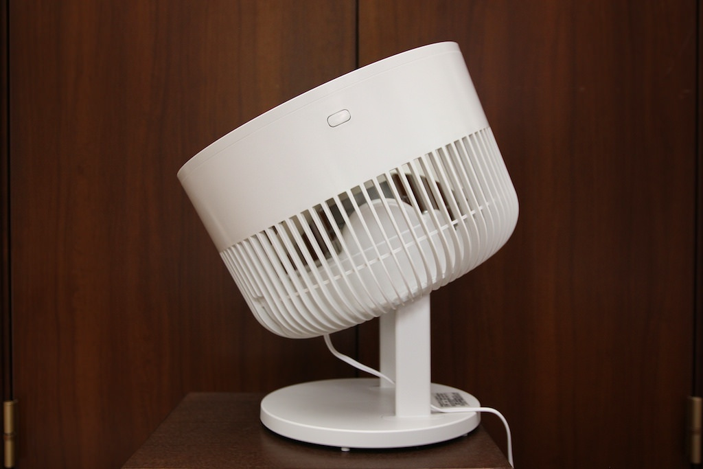 無印良品の扇風機でエアコン要らず