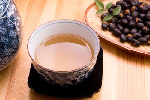 黒豆茶で健康になる