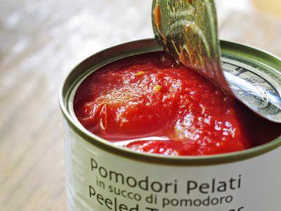 お医者さんはトマト缶を食べない
