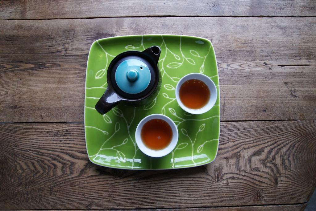優秀な健康飲料の麦茶
