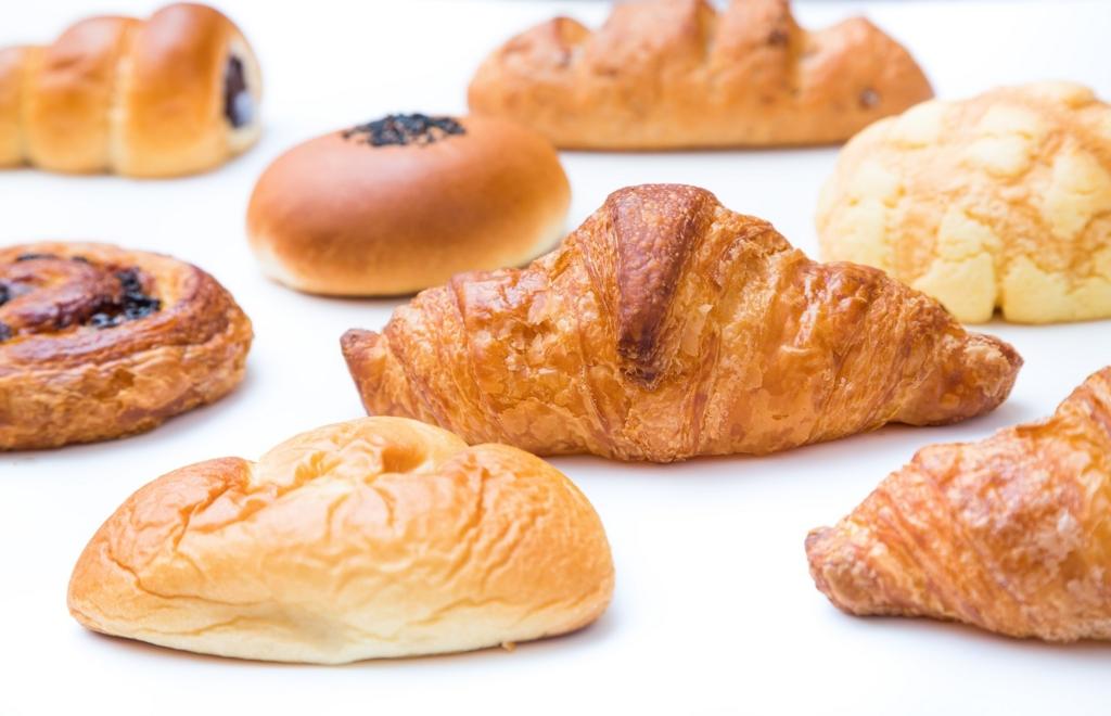 菓子パンはダイエットに向いていない朝食メニュー
