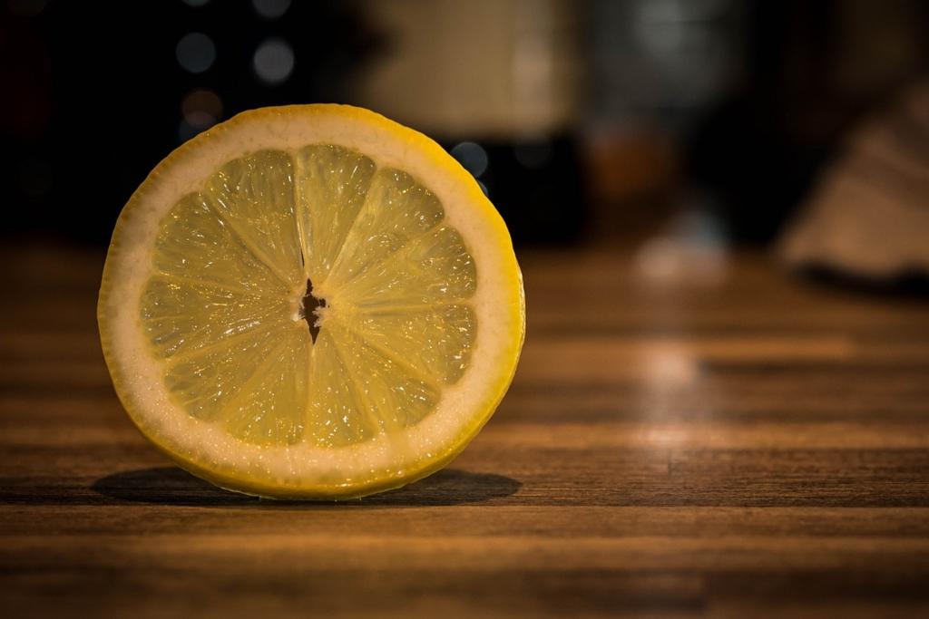 柑橘類の香りで眠気を解消する